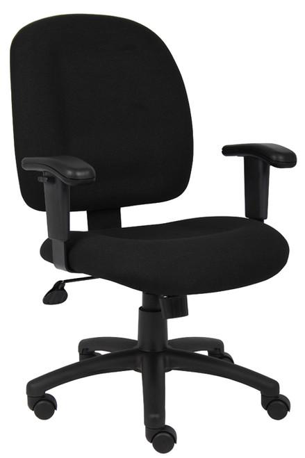Boss B495-BK Task Chair