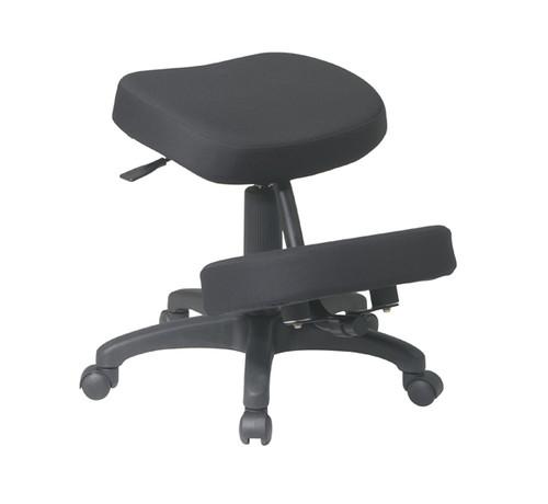 Office Star Ergonomically Designed Knee Chair Featuring Memory Foam Model KCM1425