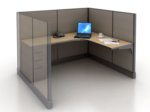 Friant 5x6 workstation