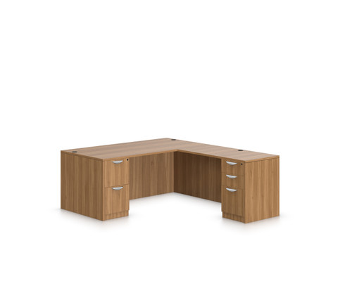 Offices To Go L-Shape Desk