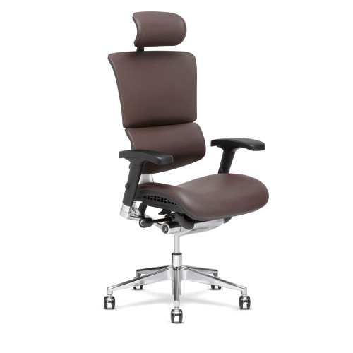 X4 Leather Executive Chair by X-CHAIR