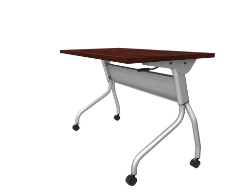 """Offices To Go 48"""" Wide Flip Top Training Table"""