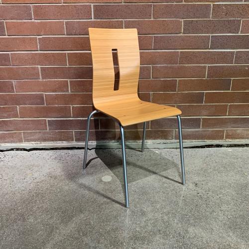 Pre-Owned Allermuir Scoop Stackable Chair