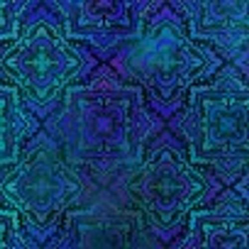 Tapestry - medallion