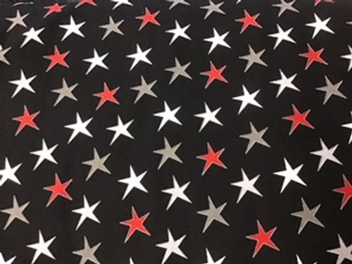 Forever - stars on black