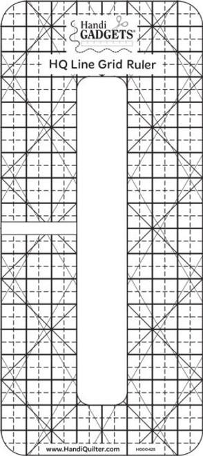 """HQ-Line Grid 6"""" x 1/2"""""""