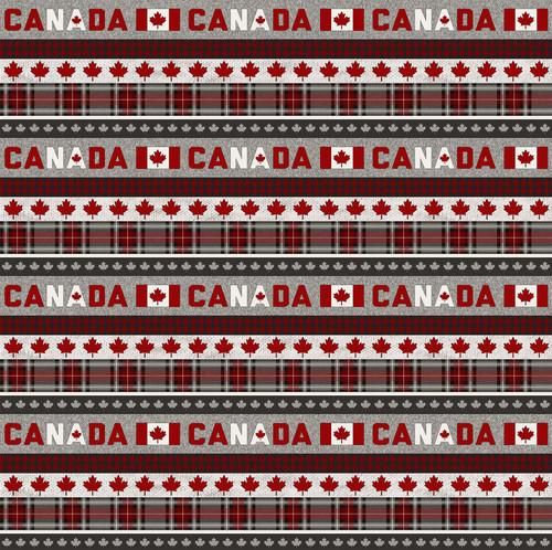 My Canada-Canada stripe
