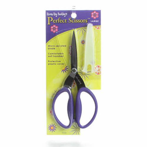 """Perfect Scissors, 7-1/2"""", designed by Karen Kay Buckley"""