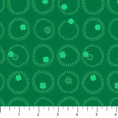 Lucky Charms - 4 leaf clover, grass green