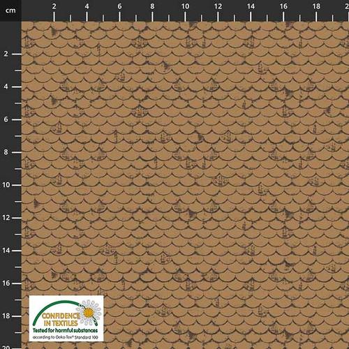 Step Over My Doorstep - brown roof tiles