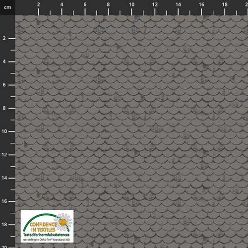 Step Over My Doorstep - grey roof tiles