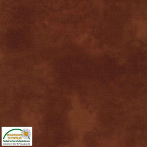 Quilters Shadow - tone on tone, brown