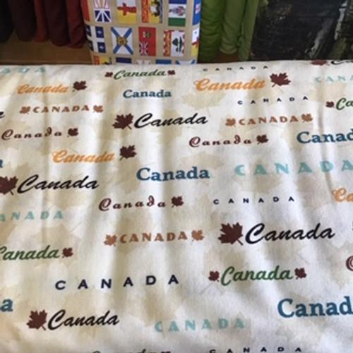 Canada, canada on cream