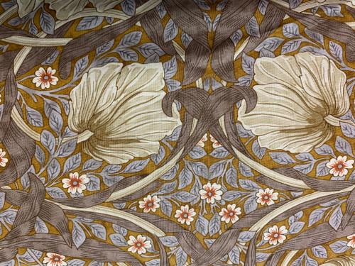 William Morris - Bloomsbury - Pimpernel-amber