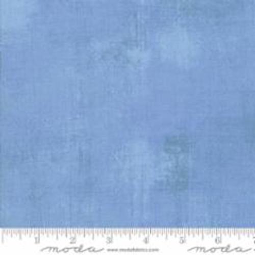 Grunge-powder blue