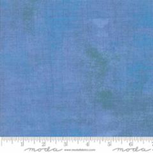 Grunge-heritage blue