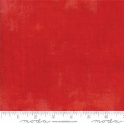 Grunge-scarlet