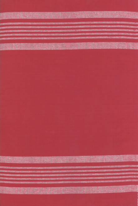 Toweling Anemone-red