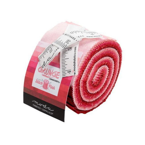Junior Jelly Rolls-Stitch Pink
