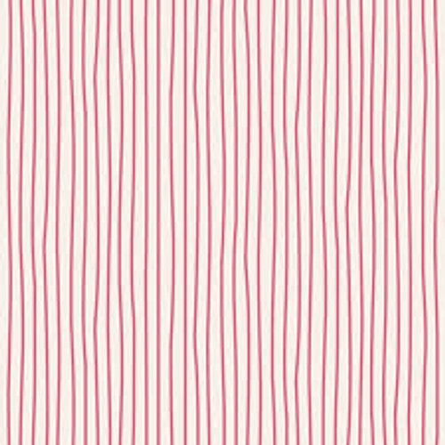 Tilda's World - basics - Pen Stripe Pink