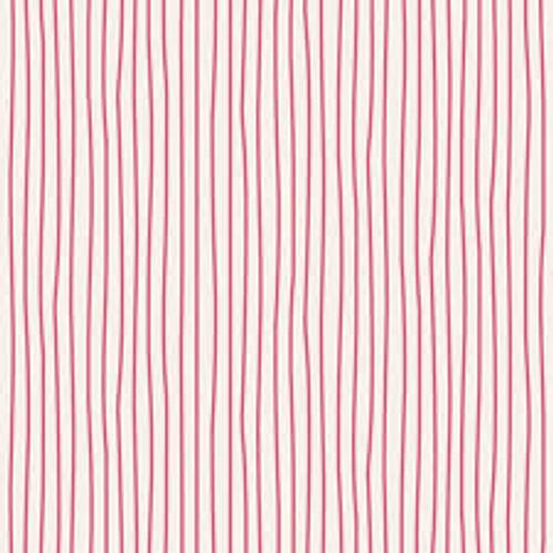 Tilda's World - basics - Pen Stripe Pink