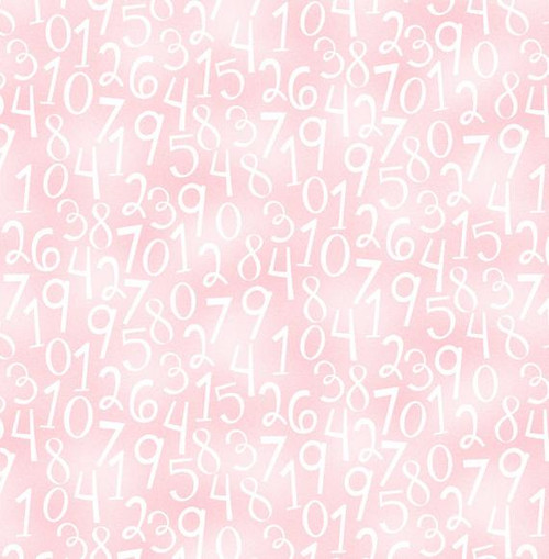 One Sheep Two Sheep-Numbers, pink