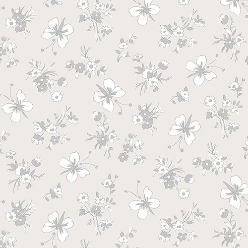Willow - Butterflies, grey
