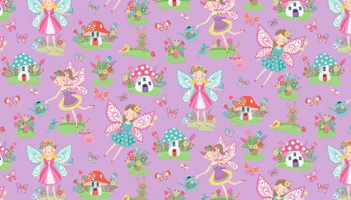 Daydream - Fairies, lilac