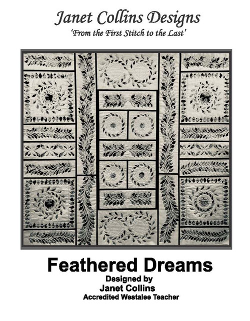 Westalee Design - Feathered Dreams book