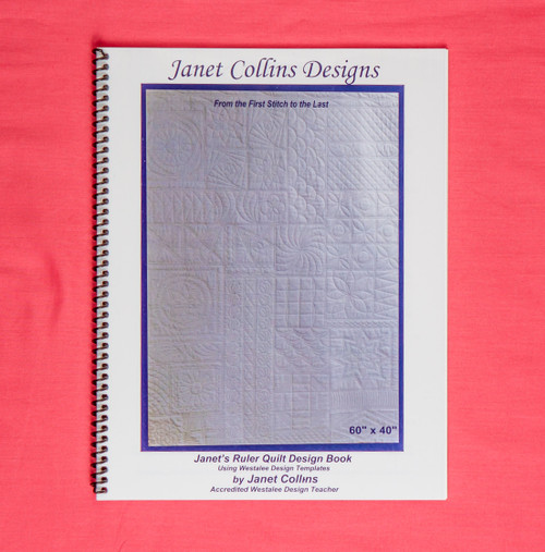 Westalee Design - Ruler Quilt Design book