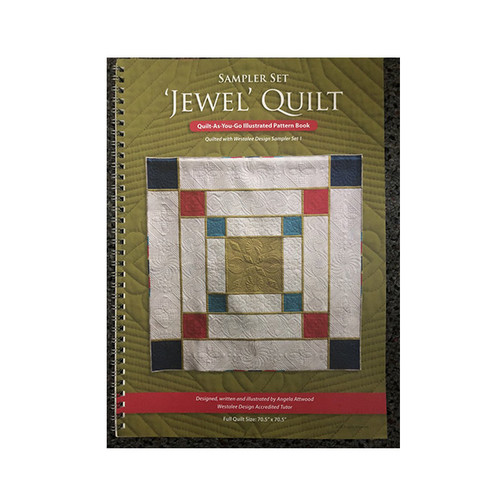 Westalee Design - Jewel Quilt book