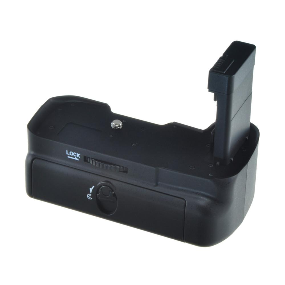 Jupio Battery Grip for Nikon D3100/D3200/D3300/D5300 + Cable