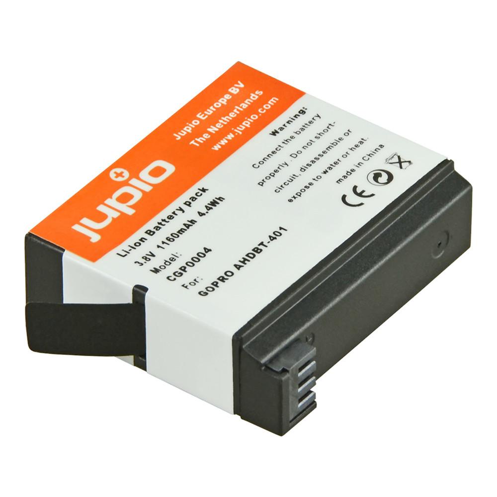 Jupio GoPro AHDBT-401 HERO4 1160mAh Camcorder Battery