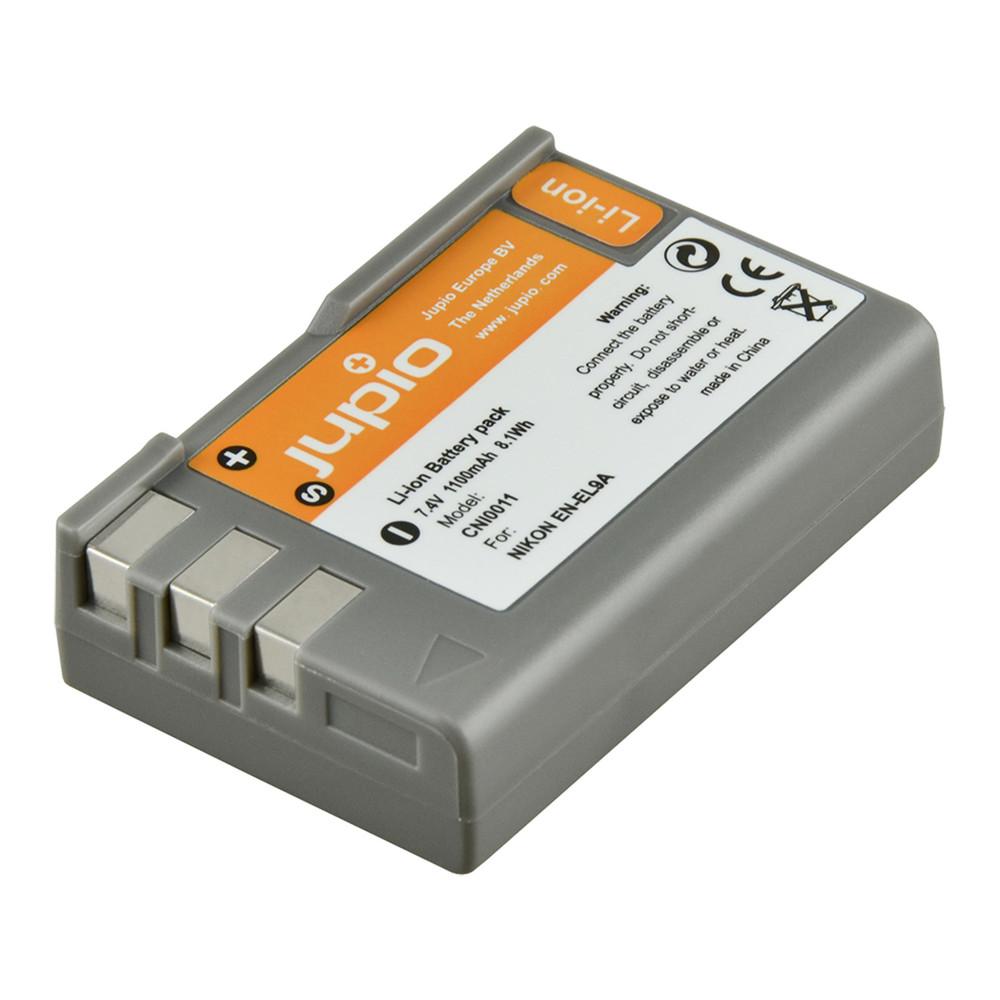 Jupio EN-EL9 / EN-EL9A 1100mAh Camera Battery