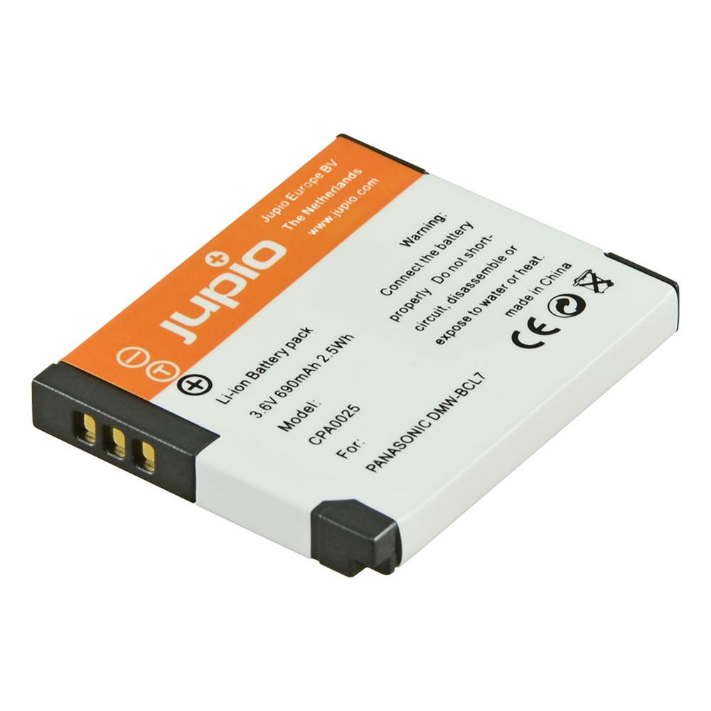 Jupio DMW-BCL7 690mAh Camera Battery
