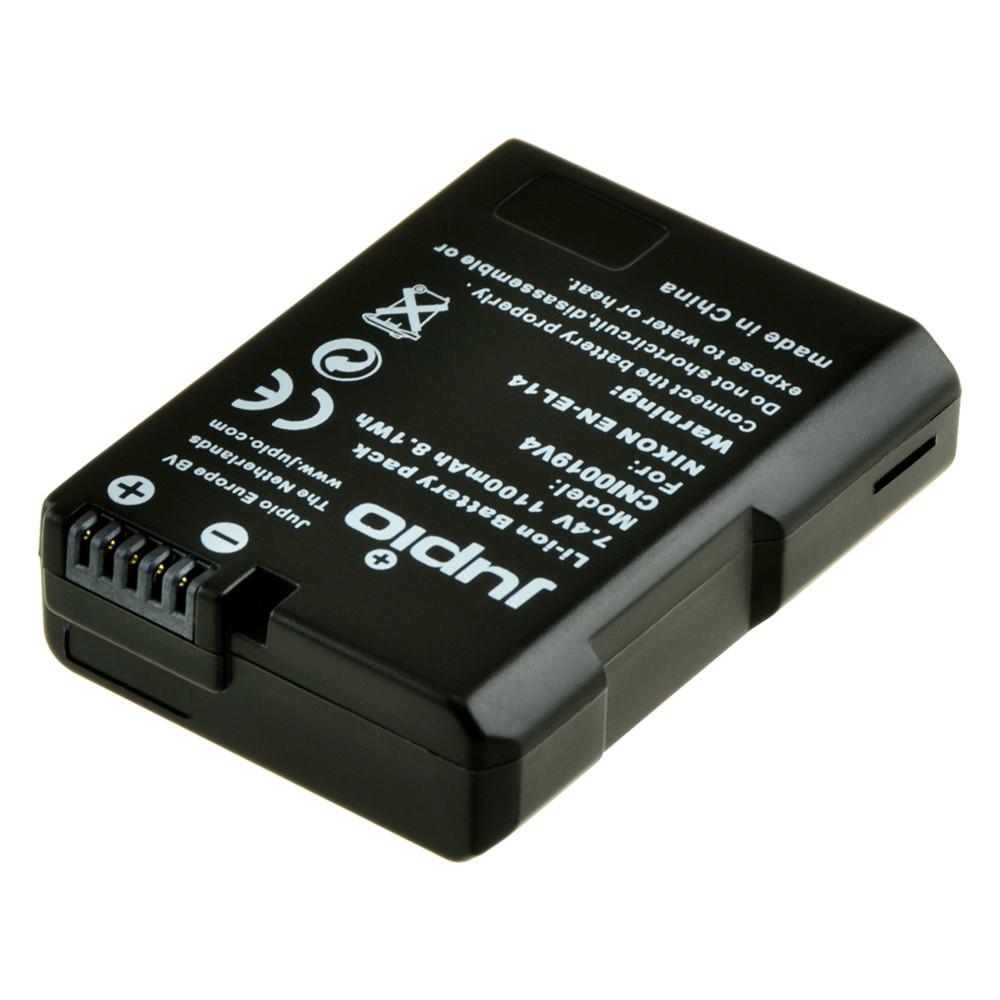 Jupio EN-EL14A 1100mAh Camera Battery
