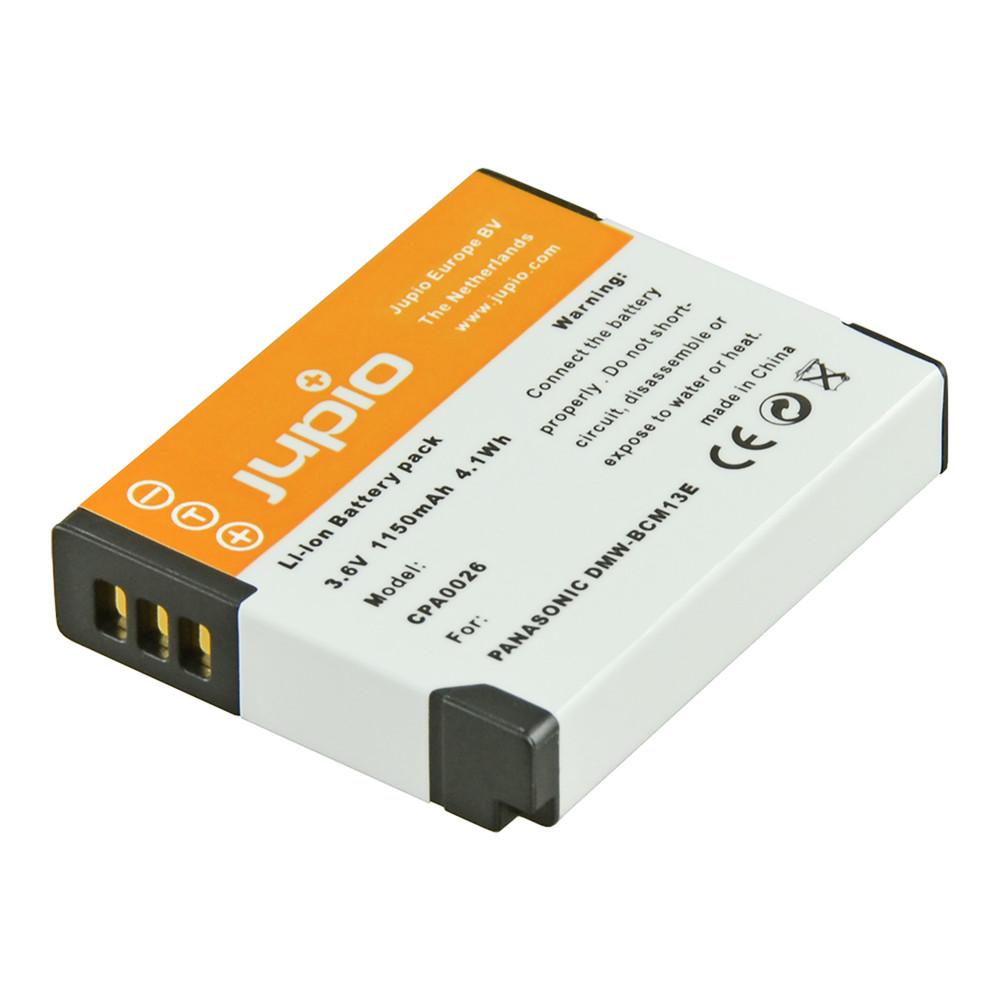 Jupio DMW-BCM13E 1150mAh Camera Battery