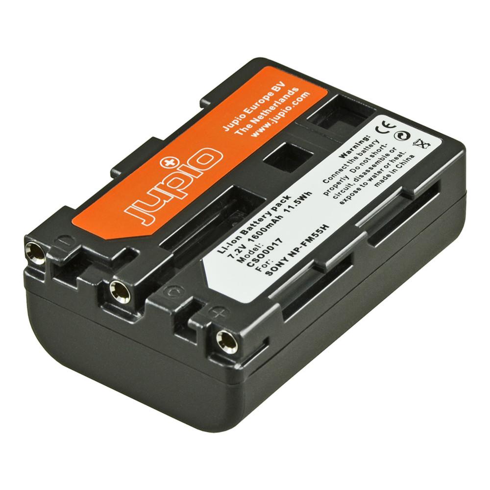 Jupio NP-FM55H 1600mAh Camera Battery