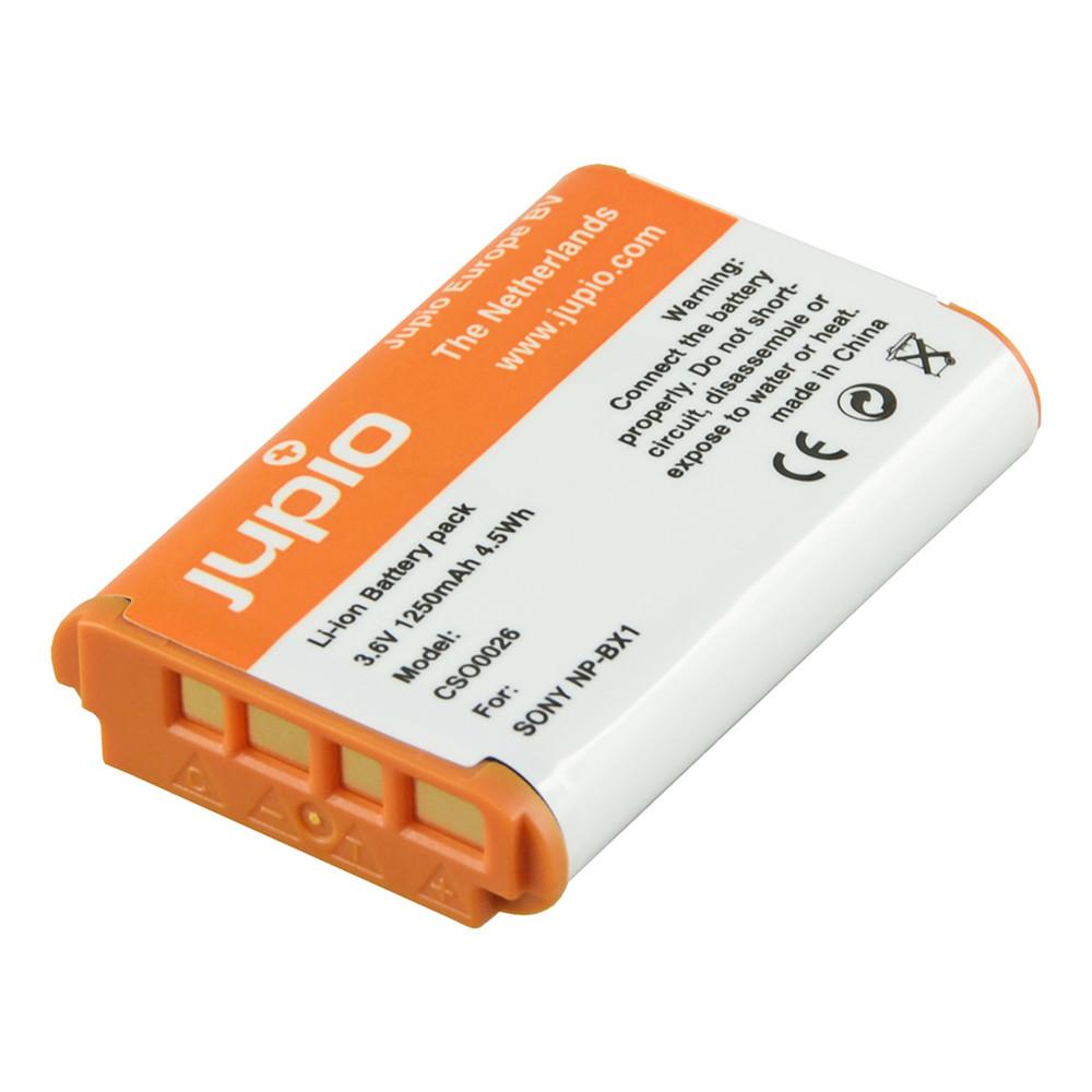 Jupio NP-BX1 1250mAh Camera Battery