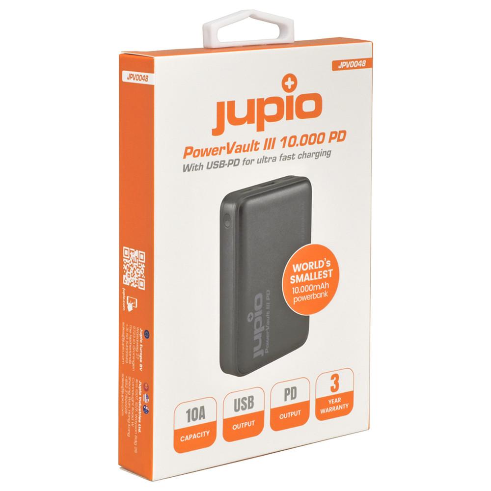 Jupio Powervault III 10000 PD