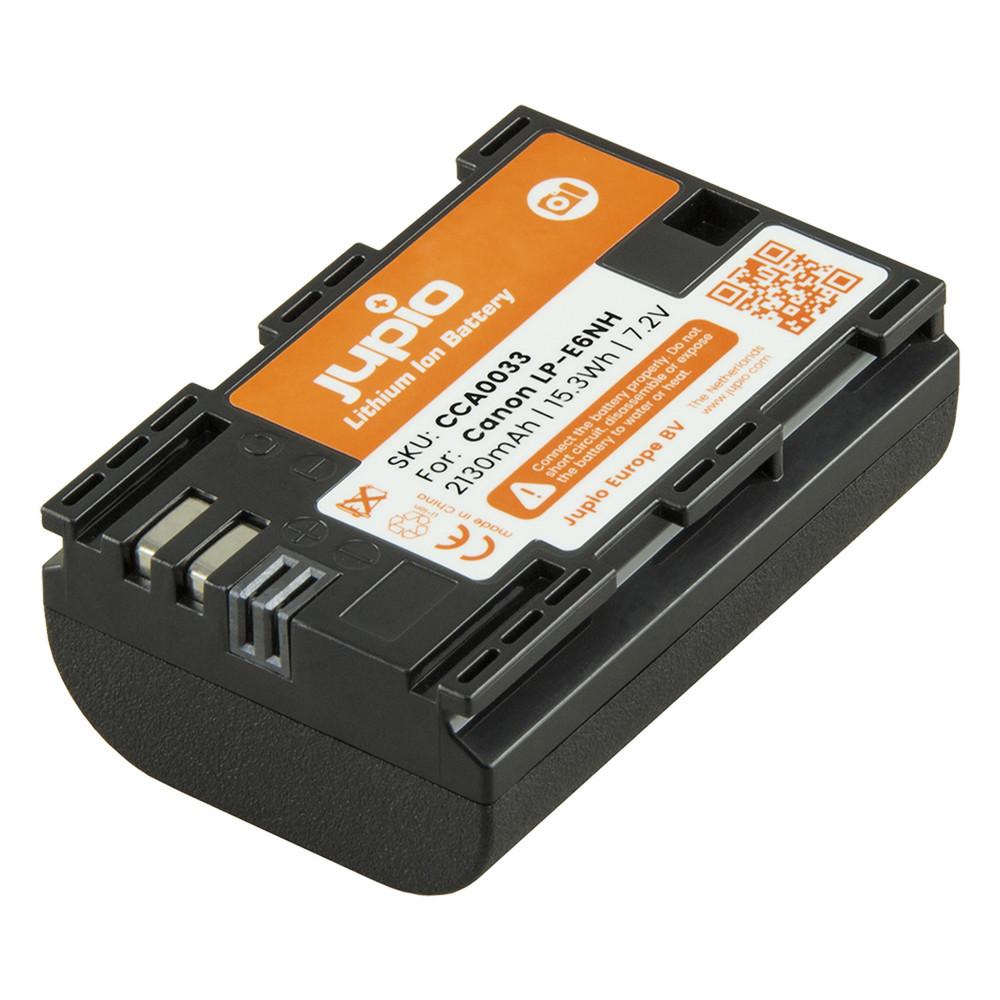 Jupio LP-E6NH 2130mAh Camera Battery