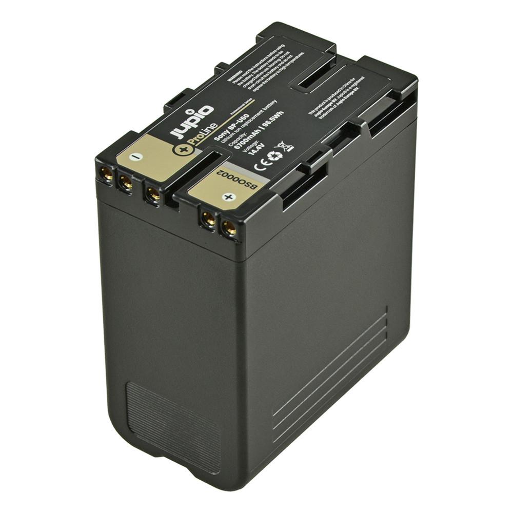 Jupio ProLine BP-U60 6700mAh Camcorder Battery