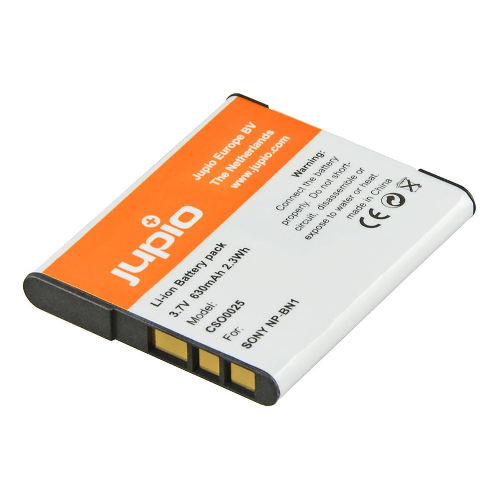 Jupio NP-BN1 630mAh Camera Battery