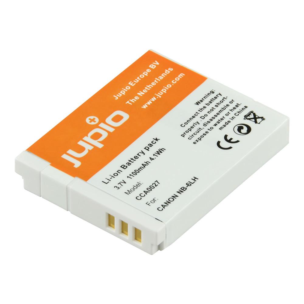 Jupio NB-6LH 1100mAh Camera Battery