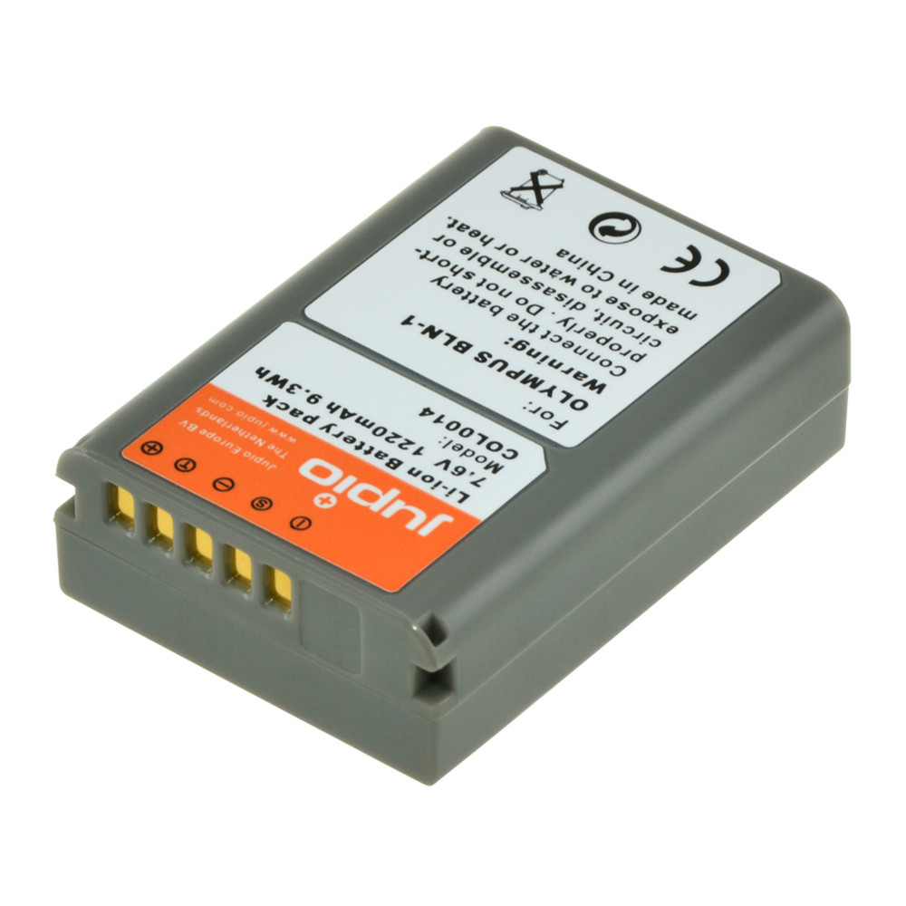 Jupio PS-BLN1 BLN-1 1220mAh Camera Battery