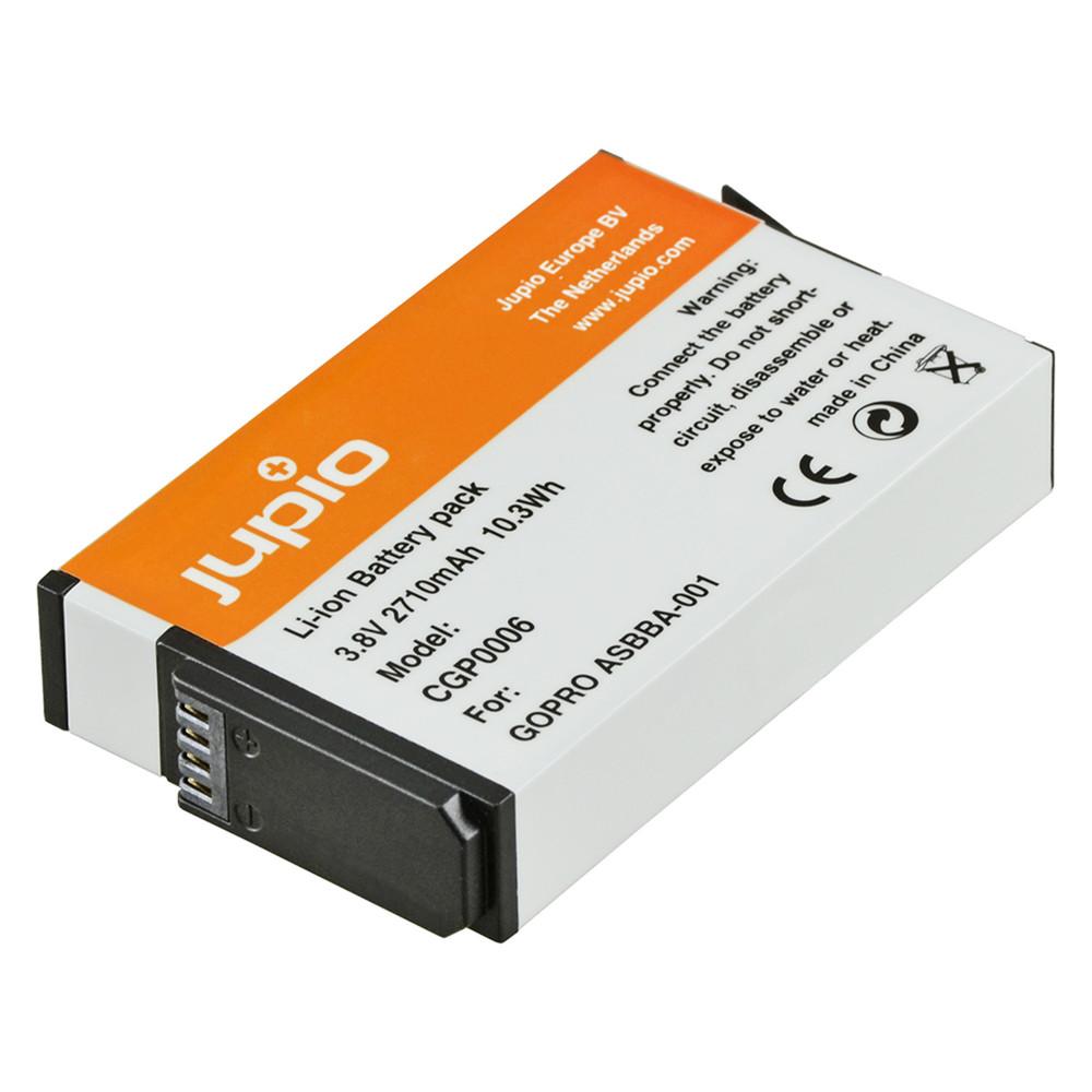 Jupio GoPro Fusion ASBBA-001 2710mAh Camcorder Battery