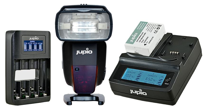 Jupio Product Range