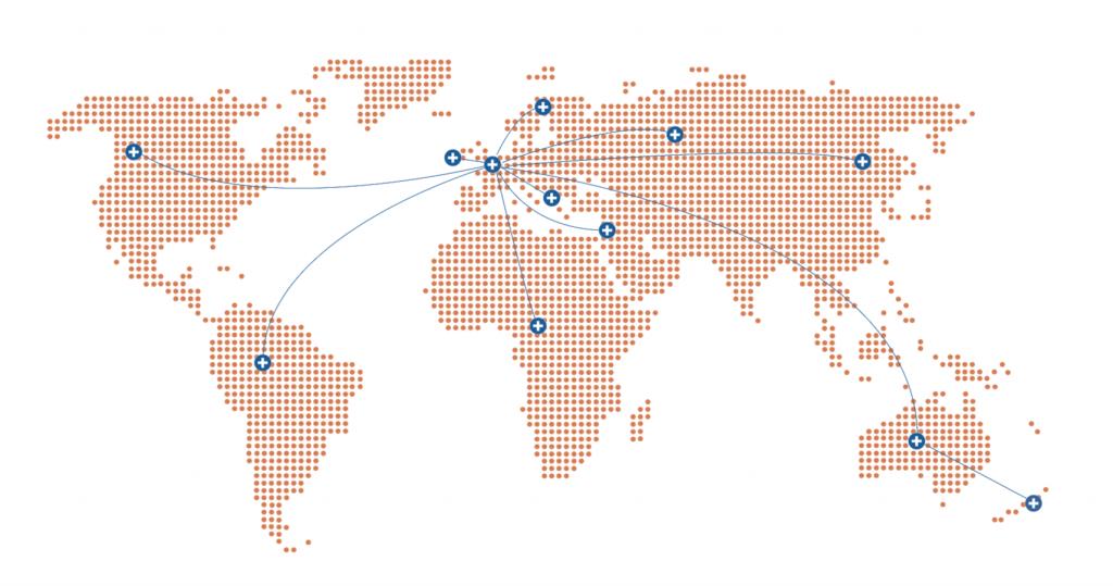 Jupio Map