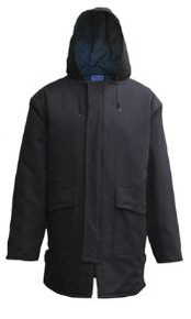 NSA Indura Ultra Soft® FR Lined Parka Jacket