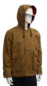 NSA Indura Ultra Soft® FR Lineman's Jacket